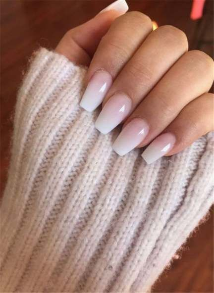 French Ombre Nails Near Me Will Be A Thing Of The Past And Here S Why French Ombre Nail French Tip Acrylic Nails Square Acrylic Nails French Tip Nail Designs