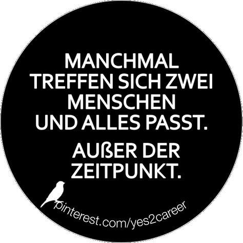 MANCHMAL TREFFEN SICH ZWEI #MENSCHEN UND ALLES PASST