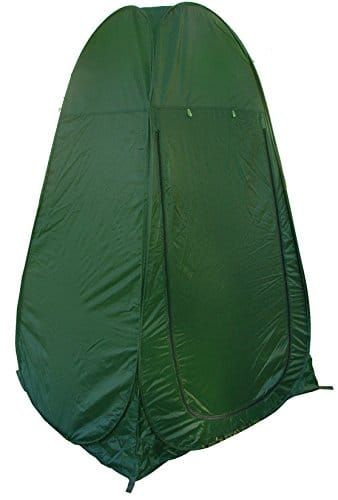 pop up camping shower tent