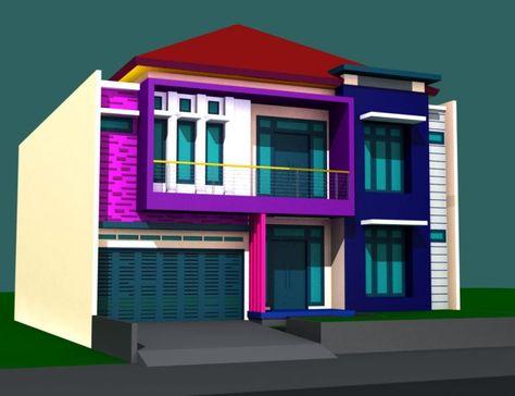 99+ desain rumah minimalis sederhana modern inspirasi