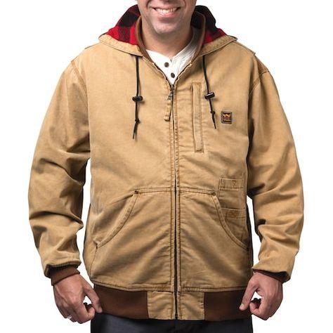 Men S Dickies Sanded Duck Flex Mobility Jacket Null Duck