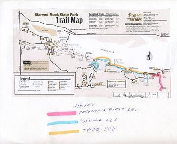 Trails near Utica, Illinois | State parks, Illinois, Hiking