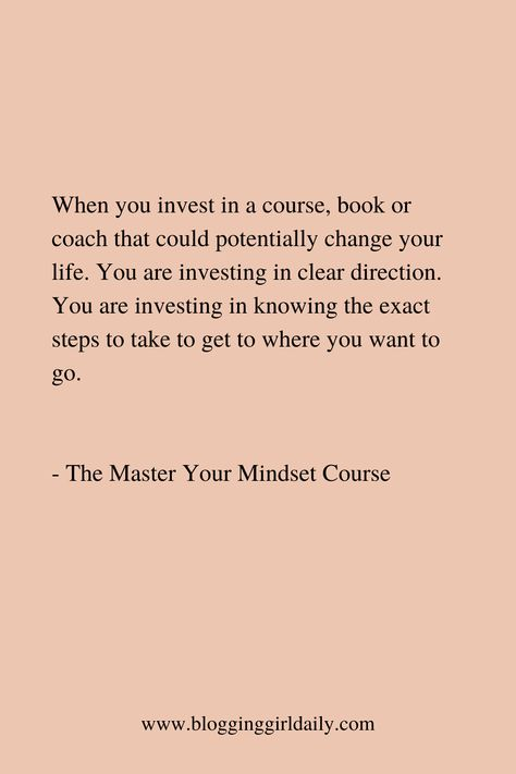 Learn how to achieve the life you want with the Master Your Mindset Course. This course is the perfect way to get into the New Year and become a new you by breaking your subconscious limiting beliefs and stop holding yourself back from everything you're capable of achieving. Click now to read more on how you can become the best version of yourself! #newyearsresolutions #2021 #newyearseve #goals #newyearsgoals #newyearplans #bookstoreadin2021 #abundance #selfgrowth #selflove #mindset #habits