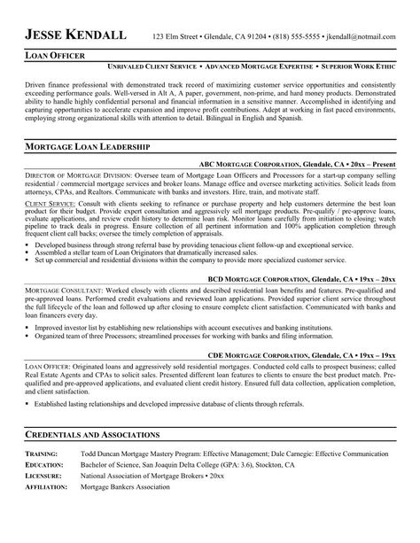 program officer sample resume business apology letter template - mortgage loan officer sample resume