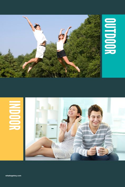Indoor and Outdoor Activities for Couples