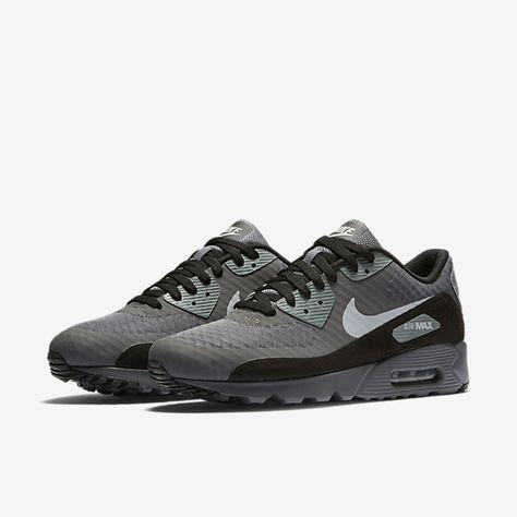 the latest e7d4c 9dc60 Cheap Nike Air Max 90 Ultra Essential Dark Grey Cool Grey Black Wolf Grey  Sale