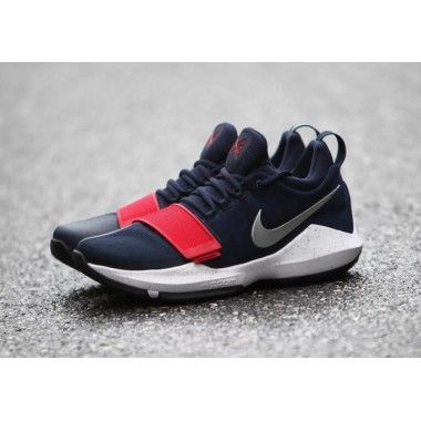 Nike PG 1 \u0026 USA Men's Red White and