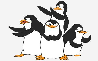 10 Best Free Printable Penguins Of Madagascar Coloring Pages Penguins Of Madagascar Animal Coloring Pages Penguin Drawing