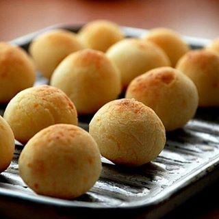 pão de batata doce com polvilho azedo
