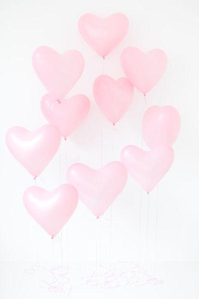Фольгированный воздушный шар сердце, цвет нежно голубой, 46 см