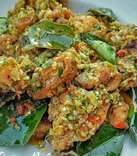 Ayam Pedas Daun Jeruk Resep Ayam Resep Masakan Ramadhan Resep Masakan