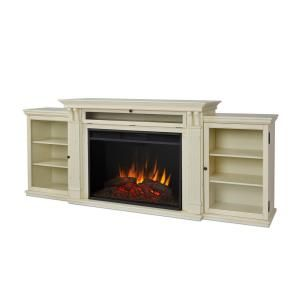 Home Decorators Collection Parkbridge 68 In Freestanding Infrared Electric Fireplace Entertainment Center Electric Fireplace Tv Stand Fireplace Entertainment
