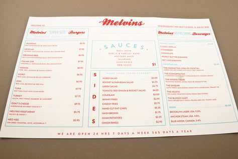Old Fashioned Diner Menu Template Sample Inkd