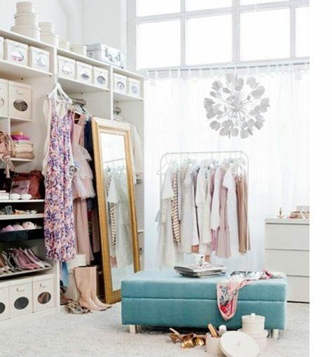 Good kleiderschrank offen ankleidezimmer ideen luxus fenster Az Pinterest