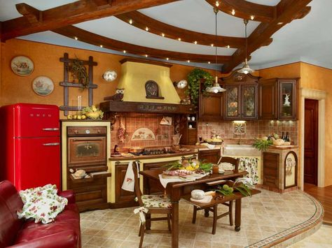 Cucine rustiche su misura e non solo | Fonte del Rustico | Casa ...