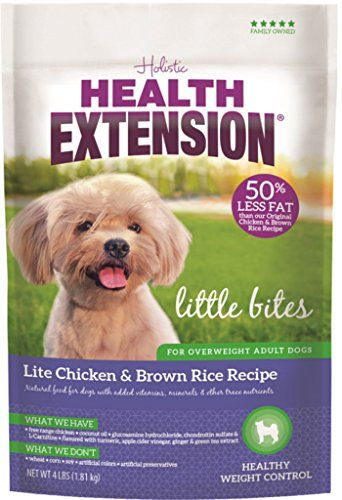 Health Extension Lite Little Bites 10pound Check This Awesome Product By Going To The Link At The Imag In 2020 Chicken And Brown Rice Brown Rice Recipes Holistic Dog