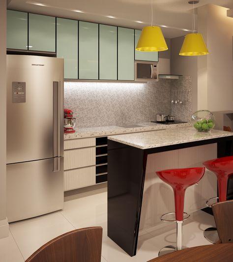 Bancada cozinha
