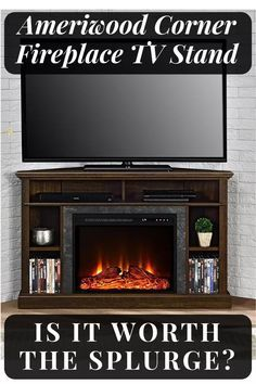 Ameriwood Corner Electric Fireplace Tv Stand A Review On The Popular Ameriwood Home Ove Fireplace Tv Stand