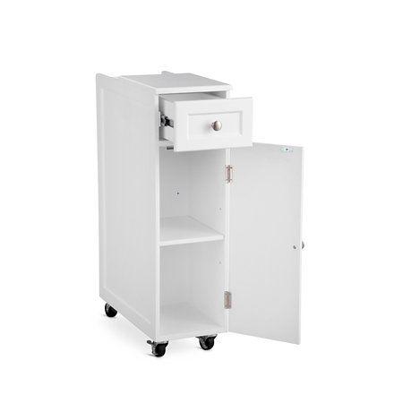 Weatherby Rolling Bathroom Storage Cabinet Bathroom Storage Cabinet Bathroom Storage Locker Storage