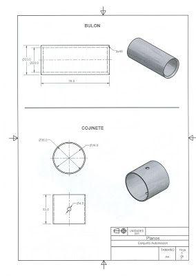 Catia E Inventor Con Ciri Motor 4 Pistones Y Ciguenal Planos Mecanicos Diseno Mecanico Ejercicios De Dibujo