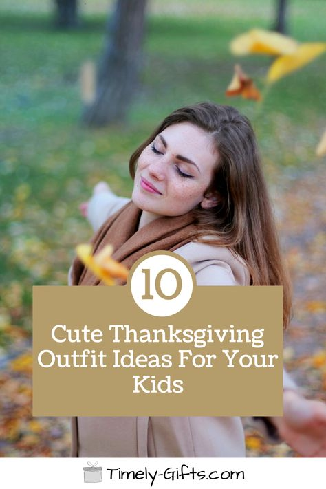 See all these great cute thanksgiving outfits for kids! This article will have 10 cute outfit ideas for your kid this thanksgiving season! This article will have cute ideas for both boys and girls that are great for this festive autumn season! #thanksgiving #thanksgivingoutfits #kidsclothes #kidsoutfits #outfitideas #outfits #clothing #clothingideas #clothes #kidsclothes #kids #kidsattire