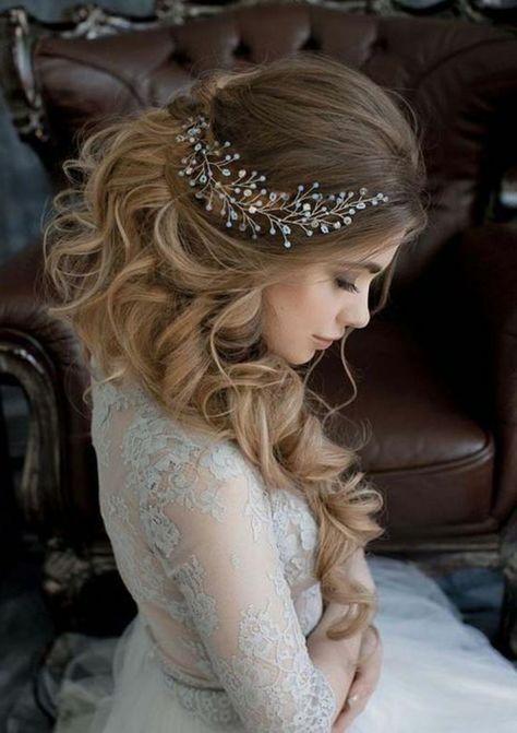1001 Ideas De Peinados De Novia Mas Consejos Peinados De Novia Peinados Para Boda Peinados Matrimonio