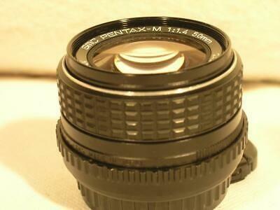 SMC Pentax-M 50mm f2.0 Prime Manual Lens