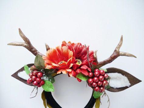 Photo of DIY Bambi Kostüm Tutorial – La Bavarese
