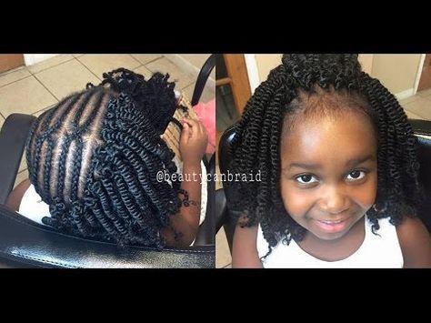 beautycanbraid - youtube | kids hairstyles, kids crochet