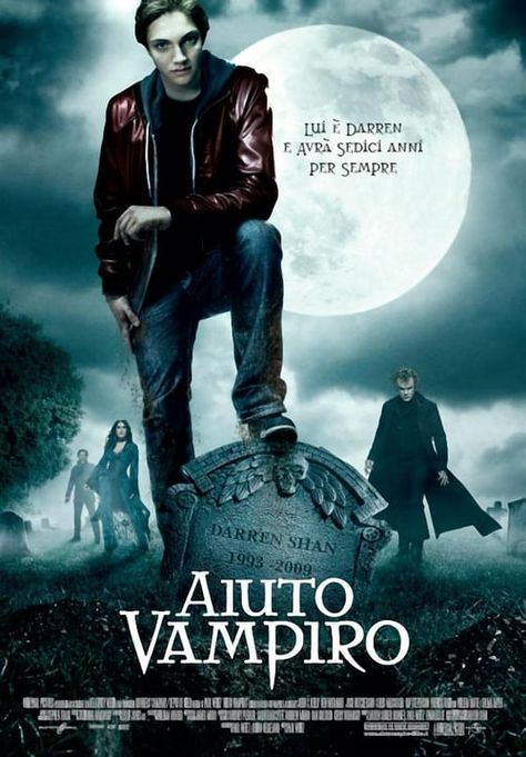 Cirque du freak the vampire's assistant 2009 720p 1080p movie free.