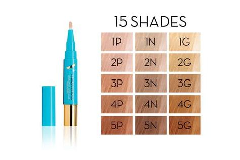 Complexion Fix Concealer Shades By Veil Cosmetics Hypoallergenic Makeup Brands Makeup Brands Hypoallergenic Makeup