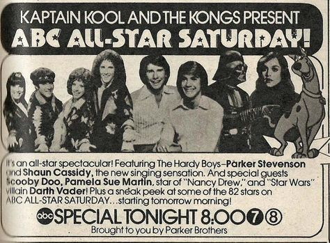 ABC All Star Saturday Sneak Peek Ad