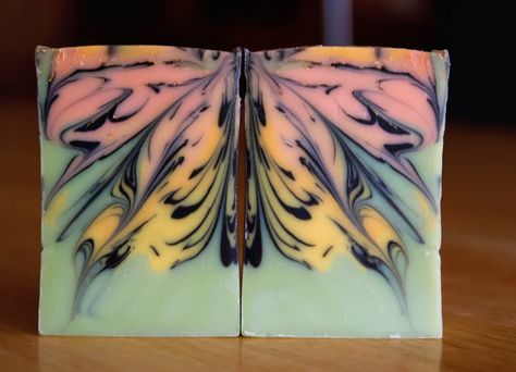butterfly soap challenge