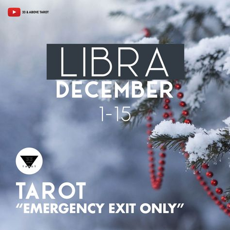 YouTube Channel: 33 & Above Tarot. #33andAboveTarot #PsychicMedium #LibraSun #LibraRising #LibraMoon #LibraGang #LibraVenus #Libragirl #Libraboy #LibraNation #Librawoman #Libraman #Libra #LibraTarot #LibraLove #Librasbelike #Clairvoyant #DecemberReading #TarotReader #Tarot #December2019 #Tarot #Soulmate #TarotReading #SpiritualTeacher #LoveReading #Divorce #Separation #Marriage #Dating #Relationships #CareerAdvice #Astrology #VedicAstrology