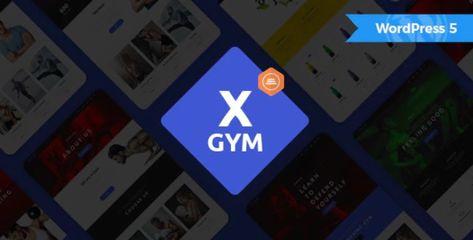 X-Gym WordPress Theme