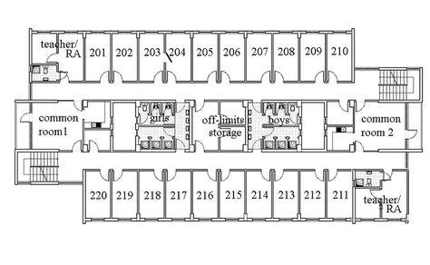 8 Dormitory Floor Plans Ideas Floor Plans Dormitory How To Plan
