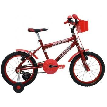 Bicicleta Masculina Aro 16 Racer Kids 310016 Cairu Aro 16