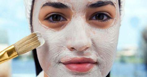 Mascara De Bicarbonato Remove Acne Manchas No Rosto E Repara A