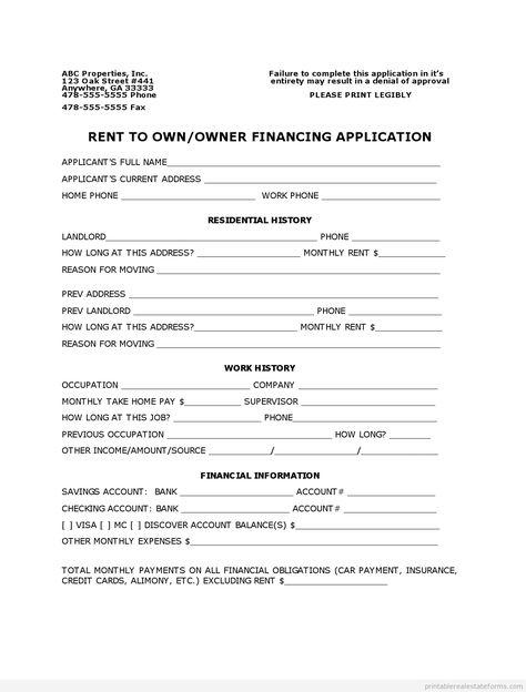 Sample Printable standard lease agreement Form   - sample subordination agreement template