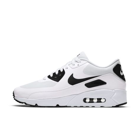 76b4b34ce535 Nike Air Max 90 Ultra 2.0 Essential Men s Shoe Size 11.5 (White ...