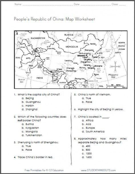5th Grade Social Studies Worksheets Printable In 2020 Social Studies Worksheets Social Studies Maps Geography Worksheets