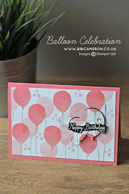 Stampin' Up! with Louise Jappe: Crazy Crafter's September Blog Hop with Special Guest - Bibi Cameron