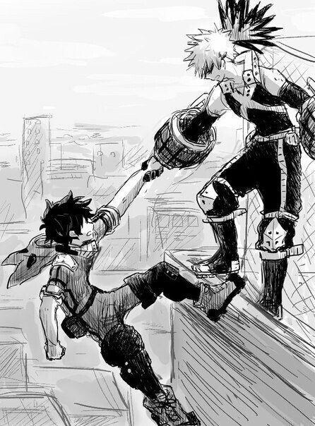 Does Bakugo Dies In The Manga