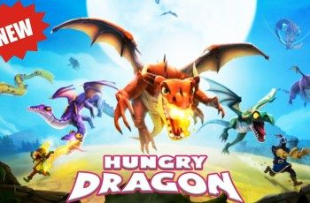 Hungry Dragon Mod Apk V1 22 Obb Unlimited Money No Root