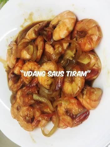 Resep Masak Udang Saus Tiram : resep, masak, udang, tiram, Cooking