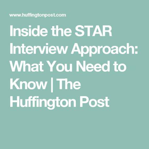 star approach interview - Towerssconstruction