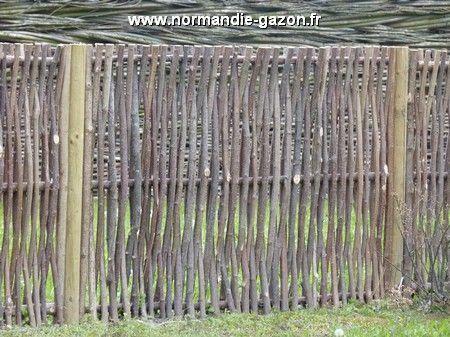 Palissades en treillage | Extérieur :barrières et portillons ...