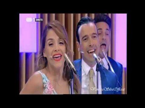 Vanessa; H. Feist; Daniel Galvão; Valter Mira; Diogo Leite - Let the Sunshine In (Agora Nós - RTP1) - YouTube