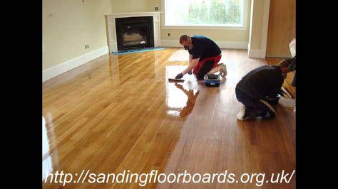 Floor Sanding With Images Refinishing Hardwood Floors