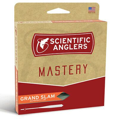 Scientific Anglers Mastery Grand Slam Fly Line All Sizes Now On Sale 40 Off In 2020 Fly Fishing Line Fly Fishing Angler
